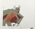 "Animation Art:Production Cel, ""The Pirates of Dark Water"" - Kerroptus Animation Production Celand Clean-Up Drawing Original Art, Group of 2 (Hanna-Barb...(Total: 2)"