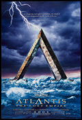 "Movie Posters:Animated, Atlantis: The Lost Empire (Buena Vista, 2001). One Sheets (2) (27""X 41"") Double Sided Regular and Advance. Animated Adventu...(Total: 2 Items)"