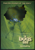 "Movie Posters:Animated, A Bug's Life (Buena Vista, 1998). One Sheet (27"" X 41"") DoubleSided. Animated Comedy. Starring the voices of Dave Foley, Ke..."