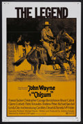 "Movie Posters:Western, Chisum (Warner Brothers, 1970). One Sheet (27"" X 41""). Western. Starring John Wayne, Forrest Tucker, Christopher George, Ben..."
