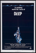 "Movie Posters:Adventure, The Deep (Columbia, 1977). One Sheet (27"" X 41"") Style B.Adventure. Starring Robert Shaw, Jacqueline Bisset, Nick Nolte,Lo..."