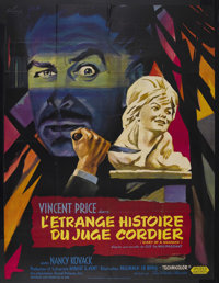 """Diary of a Madman (Admiral Pictures, 1963). French Grande (47"""" X 63""""). Horror. Starring Vincent Price, Nancy K..."""