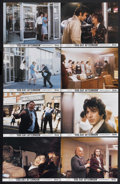 "Movie Posters:Action, Dog Day Afternoon (Warner Brothers, 1975). Mini Lobby Card Set of 8(8"" X 10""). Crime Thriller. Starring Al Pacino, John Caz... (Total:8 Items)"