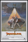 """Movie Posters:Fantasy, Dragonslayer (Paramount, 1981). One Sheet (27"""" X 41""""). Fantasy.Starring Peter MacNicol, Caitlin Clarke and Ralph Richardson..."""