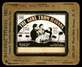 """Movie Posters:Adventure, The Girl From Havana (Fox, 1929). Glass Slide (3.25"""" X 4""""). Crime.Starring Lola Lane, Paul Page, Kenneth Thomson, Natalie M..."""