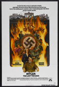 "Movie Posters:War, Hitler: The Last Ten Days (Paramount, 1973). One Sheet (27"" X 41"").War. Starring Alec Guinness, Simon Ward, Adolfo Celi, Di..."