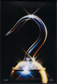 """Hook (Tri Star Pictures, 1991). One Sheet (27"""" X 41"""") Advance. Fantasy Adventure. Starring Dustin Hoffman, Rob..."""