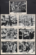 """Movie Posters:Comedy, Jack Ahoy (Gaumont British Picture Corp., 1934). British Lobby Cards (7) (11"""" X 14""""). Comedy. Starring Jack Hulbert, Nancy O... (Total: 7 Items)"""