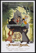 """Movie Posters:Animated, The Jungle Book (Buena Vista, R-1984). One Sheet (27"""" X 41"""").Animated. Starring the voices of Phil Harris, Sebastian Cabot,..."""