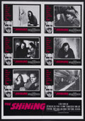 """Movie Posters:Horror, The Shining (Warner Brothers, 1980). Australian One Stop (27.75"""" X 40""""). Horror. Starring Jack Nicholson, Shelley Duvall, Sc..."""