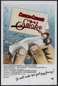 "Movie Posters:Comedy, Up in Smoke (Allied Artists, 1957). One Sheet (27"" X 41""). Comedy. Starring Cheech Marin, Tommy Chong, Strother Martin and E..."