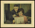 "Movie Posters:Drama, The Devil's Pass Key (Universal, 1920). Lobby Card (11"" X 14"").Drama.. ..."