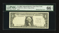 Error Notes:Missing Third Printing, Fr. 1914-B $1 1988 Federal Reserve Note. PMG Gem Uncirculated 66 EPQ.. ...