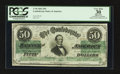 Confederate Notes:1862 Issues, T50 $50 1862 .. ...
