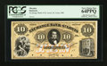 Obsoletes By State:Missouri, St. Louis, MO- Exchange Bank of St. Louis $10 UNL Proof. ...