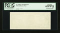 Error Notes:Blank Reverse (100%), Fr. 2118-C $50 1974 Federal Reserve Note. PCGS Gem New 65PPQ.. ...