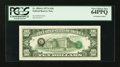 Error Notes:Third Printing on Reverse, Fr. 2024-G $10 1977A Federal Reserve Note. PCGS Very Choice New 64PPQ.. ...
