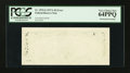 Error Notes:Blank Reverse (100%), Fr. 1975-G $5 1977A Federal Reserve Note. PCGS Very Choice New 64PPQ.. ...