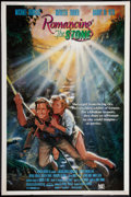 "Movie Posters:Adventure, Romancing the Stone (20th Century Fox, 1984). Poster (40"" X 60"").Adventure.. ..."