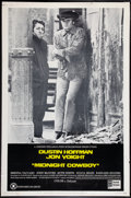 "Movie Posters:Academy Award Winners, Midnight Cowboy (United Artists, 1969). Poster (40"" X 60"") X- RatedStyle. Academy Award Winners.. ..."