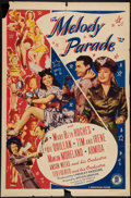 "Movie Posters:Musical, Melody Parade (Monogram, 1943). One Sheet (27"" X 41""). Musical.. ..."