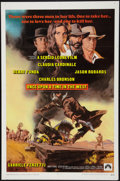 "Movie Posters:Western, Once Upon a Time in the West (Paramount, 1969). One Sheet (27"" X 41""). Western.. ..."