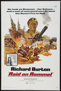 """Movie Posters:War, Raid on Rommel Lot (Universal, 1971). One Sheets (2) (27"""" X 41"""").War.. ... (Total: 2 Items)"""