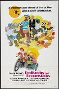 """Movie Posters:Animated, Bedknobs and Broomsticks Lot (Buena Vista, R-1979). One Sheets (3)(27"""" X 41""""). Animated.. ... (Total: 3 Items)"""