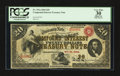 Large Size:Compound Interest Treasury Notes, Fr. 191a $20 1864 Compound Interest Treasury Note PCGS ApparentVery Fine 30.. ...