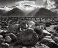 Photographs, ANSEL ADAMS (American, 1902-1984). Mount Williamson, Sierra Nevada from Manzanar, 1944. Gelatin silver, printed later. 1...