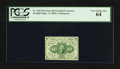 Fractional Currency:First Issue, Fr. 1242 10¢ First Issue PCGS Very Choice New 64.. ...
