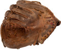 "Baseball Collectibles:Others, Circa 1960's Mickey Mantle ""Rawlings"" Store Model Glove...."