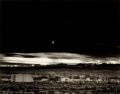 Prints, ANSEL ADAMS (American, 1902-1984). Moonrise, Hernandez, New Mexico, 1941. Lithograph, circa 1980-1989. 14-3/4 x 18-7/8 i...