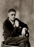 Photographs:20th Century, HANK O'NEAL (American, b. 1940) and BERENICE ABBOTT (American,1898-1991). James Joyce and Transformation of Energy,C...