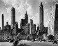 Photographs:20th Century, BERENICE ABBOTT (American, 1898-1991). Downtown Manhattan,circa 1935. Gelatin silver, circa 1980. Paper: 16 x 19 inches...