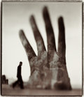 Photographs:20th Century, KEITH CARTER (American, b. 1948). Giant, 1997. Gelatinsilver, 1997. Paper: 20 x 16 inches (50.8 x 40.6 cm). Image: 15x...