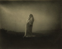 EDWARD STEICHEN (American, 1879-1973) Balzac, Towards the Light, Midnight,1911 Photogravure Paper