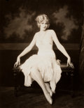 Photographs, ALFRED CHENEY JOHNSTON (American, 1885-1971). Ziegfeld Follies, circa 1920. Vintage gelatin silver. 13-3/8 x 10-1/4 inch...