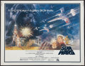 """Movie Posters:Science Fiction, Star Wars (20th Century Fox, 1977). Half Sheet (22"""" X 28""""). Science Fiction.. ..."""