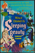 "Movie Posters:Animated, Sleeping Beauty (Buena Vista, 1959). Pressbook (Multiple Pages)(12"" X 18""). Animated.. ..."