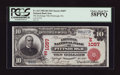 National Bank Notes:Pennsylvania, Pittsburgh, PA - $10 1902 Red Seal Fr. 613 The Exchange NB Ch. #(E)1057. ...