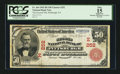 National Bank Notes:Pennsylvania, Pittsburgh, PA - $50 1902 Red Seal Fr. 664 The Second NB Ch. #(E)252. ...