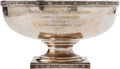 Miscellaneous Collectibles:General, 1922 Bill Tilden US Open Singles Championship Trophy....