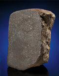 Large End-Piece of a Stony Meteorite from Kansas Coffeyville, Chondrite - H-5