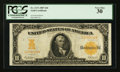 Large Size:Gold Certificates, Fr. 1171 $10 1907 Gold Certificate PCGS Very Fine 30.. ...