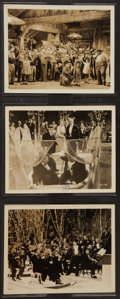 "Movie Posters:Comedy, A Day At The Races (MGM, 1937). Photos (3) (8"" X 10""). Comedy.. ... (Total: 3 Items)"