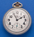 Timepieces:Pocket (post 1900), Ball 21 Jewel Grade 992 B Pocket Watch. ...