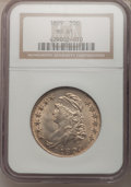 Bust Half Dollars, 1809 50C Normal Edge MS61 NGC. O-115, R.2....