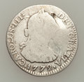 Colombia, Colombia: Nuevo Reino 1 Real Trio 1772-1777,... (Total: 3 coins)