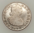 Colombia, Colombia: Nuevo Reino 1 Real Quartet 1810-19,... (Total: 4 coins)